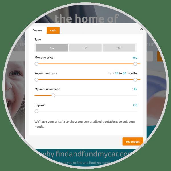 Fafmc finance modal